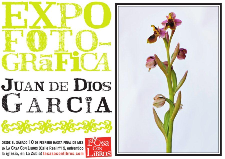EXPOSICIÓN FOTOGRÁFICA DE JUAN DE DIOS GARCÍA