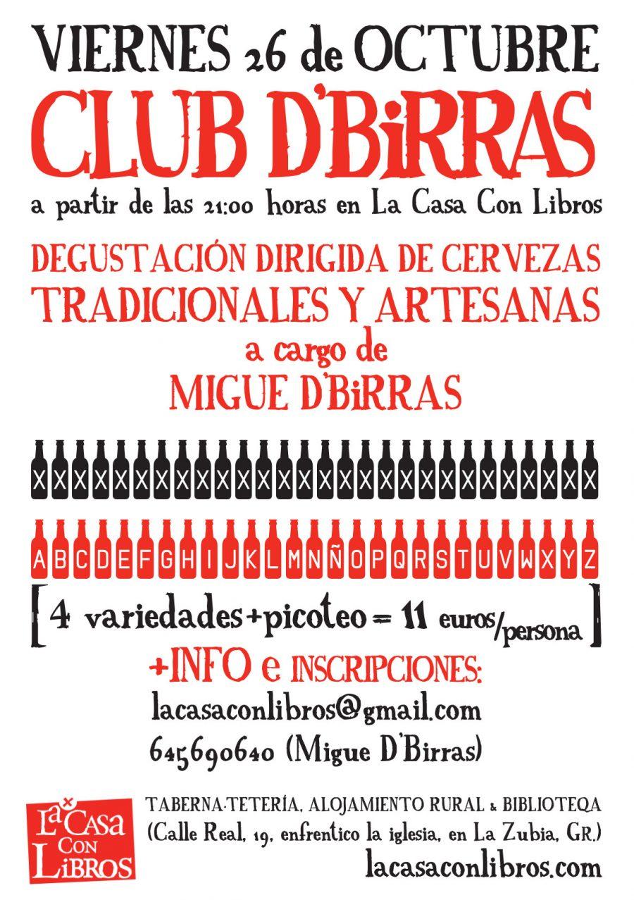 CLUB D'BIRRAS